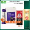 高丽参红参液葡萄味果汁ODM/OEM、10ml条定制